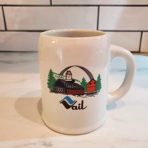 Vintage Vail Colorado Coffee Tea Mug Cup